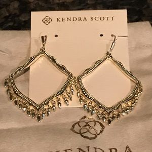 Kendra Scott GOLD LACY!S NWOT